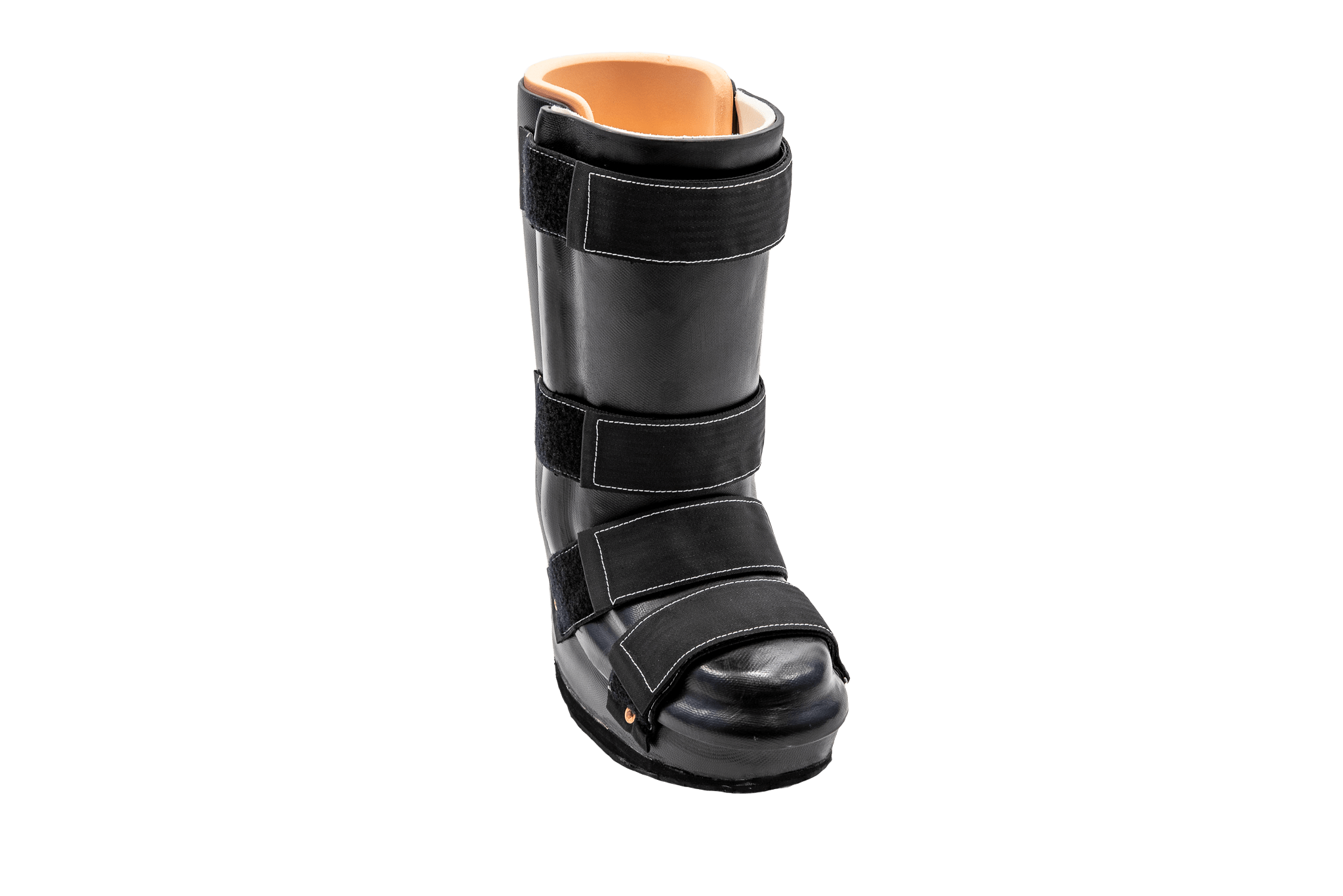 A Walking boot.