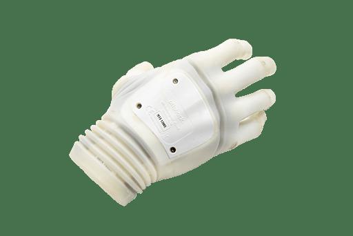 Prosthetic hand.